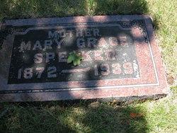 Mary Grace <i>Garreth</i> Speaker