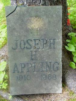 Joseph H Appling