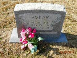 Nellie May <i>Harris</i> Avery