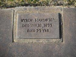 Myron Todhunter