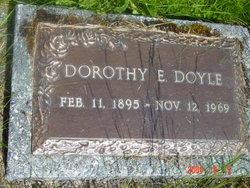 Dorothy E Doyle