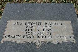 Rev Bryant Bonner, Jr