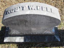 Robert W Bell