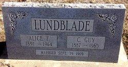 Alice Frances <i>Richardson</i> Lundblade