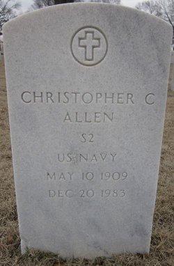 Christopher C Allen