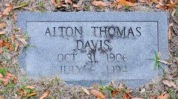 Alton Thomas Chick Davis
