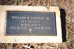 William K. Bill Lindsay, Jr