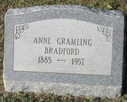 Anne Gramling Bradford