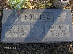 Gertrude Edie <i>Wells</i> Bolling