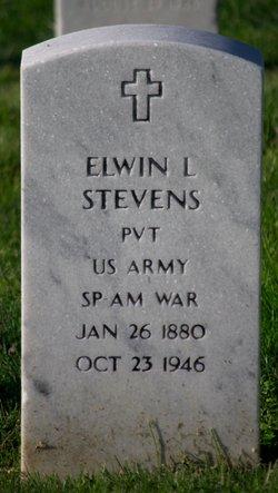 Elwin L Stevens