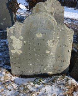 Ruth <i>Thomas</i> Cushing
