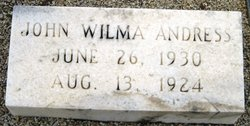 Little Wilma Andress
