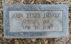 John Henry Embrey