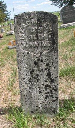 Isaac M Lewis