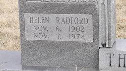 Helen <i>Radford</i> Thomson