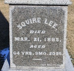 Squire William Lee