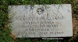 Harvey Eugene Williams
