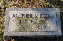 Josephine Elizabeth <i>Mattingly</i> Boone