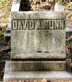 David A. Nunn, Jr