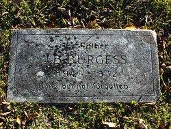 John Bennett Burgess