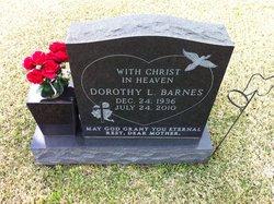 Dorothy <i>Tolbert</i> Barnes