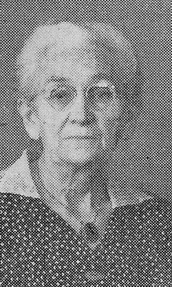 Catherine Elizabeth <i>Michel</i> Ahrens