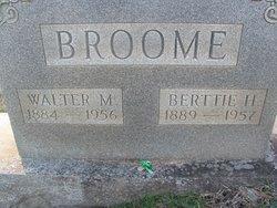 Walter Martin Broome