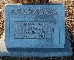 Bessie Mae <i>Bradford</i> Badger