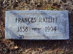 Francis D. <i>Webb</i> Ratliff