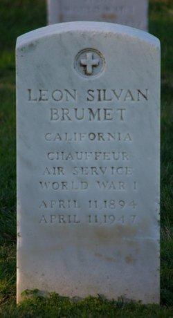 Leon Silvan Brumet