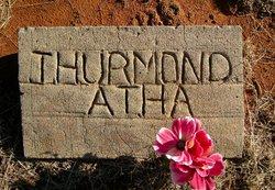 Thurmond Milton Atha