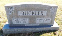 Damien Hayden Junie Buckler, Jr