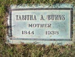 Tabitha Agnes <i>McKinney</i> Burns