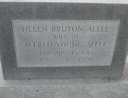 Helen <i>Bruton</i> Allee