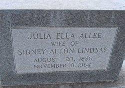 Julia Ella Allee