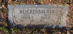 Emilie <i>Reinhardt</i> Reichenbacher