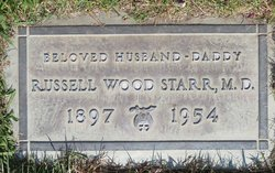 Dr Russell Wood Starr