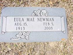 Eula Mae Fillingim Newman