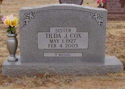 Tilda Jane Cox