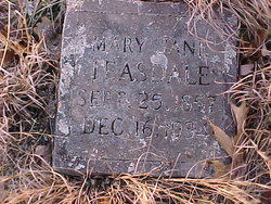 Mary Jane Jennie <i>Davis</i> Teasdale