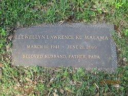 Llewellyn Lawrence Ku Malama, Sr
