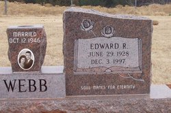 Edward R Webb