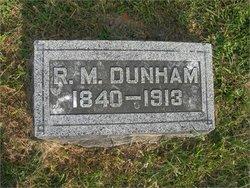 Robert M Dunham