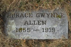 Horace Gwynne Allen