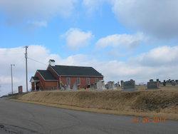 Log Lick Christian Church Cemetery