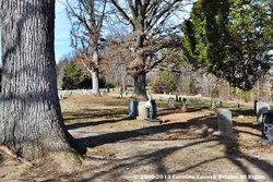 Blackwell Missionary Baptist Church Cemetery