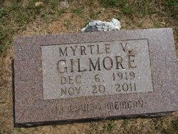 Myrtle Veleta <i>Jones</i> Gilmore