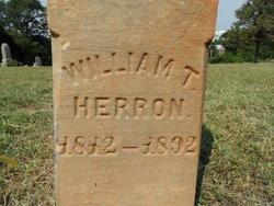 William T Herron