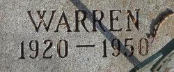 Warren William Dewey