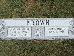 Carolyn <i>Moore</i> Brown